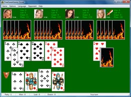 Screenshot of the adult Durak