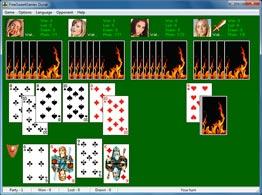 Скриншот для эротической игре Дурак