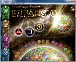 Screenshot of the erotic Expansio