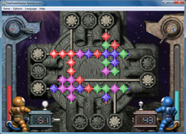Screenshot of the logic Kaleidoscope