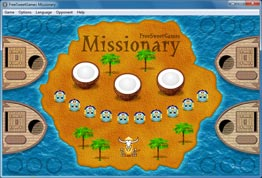 Screenshot of the erotic Missionary